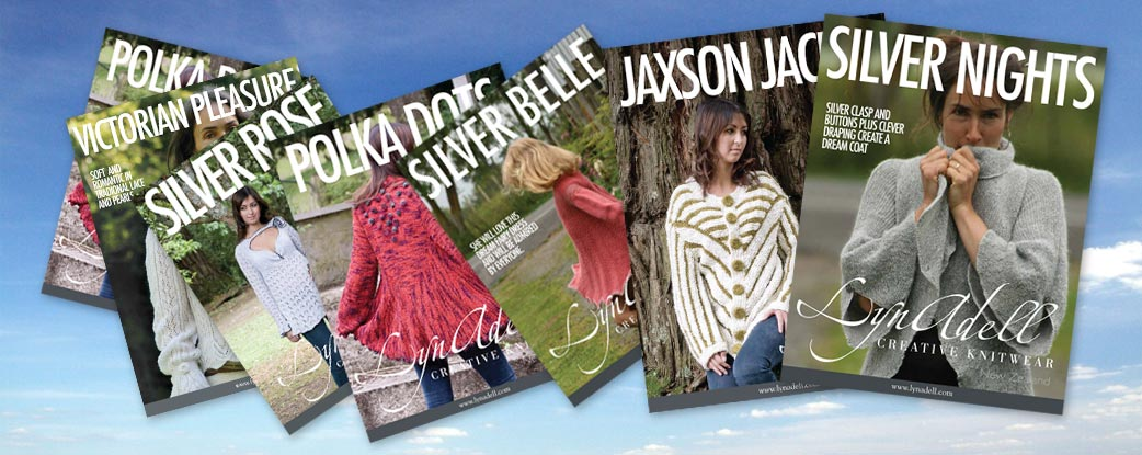 LynAdell | Knitting Patterns